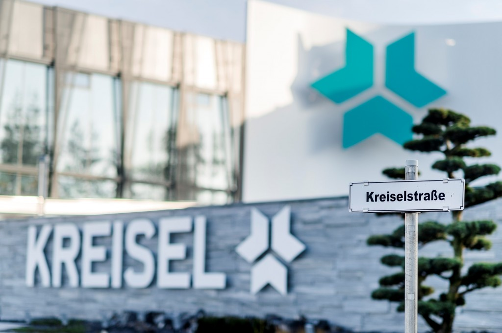 The new high-tech research and development center of Kreisel Electric