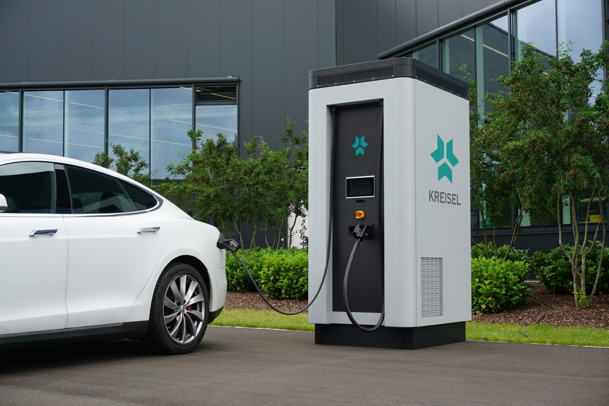 Kreisel gets rid of infrastructure costs for fast charging