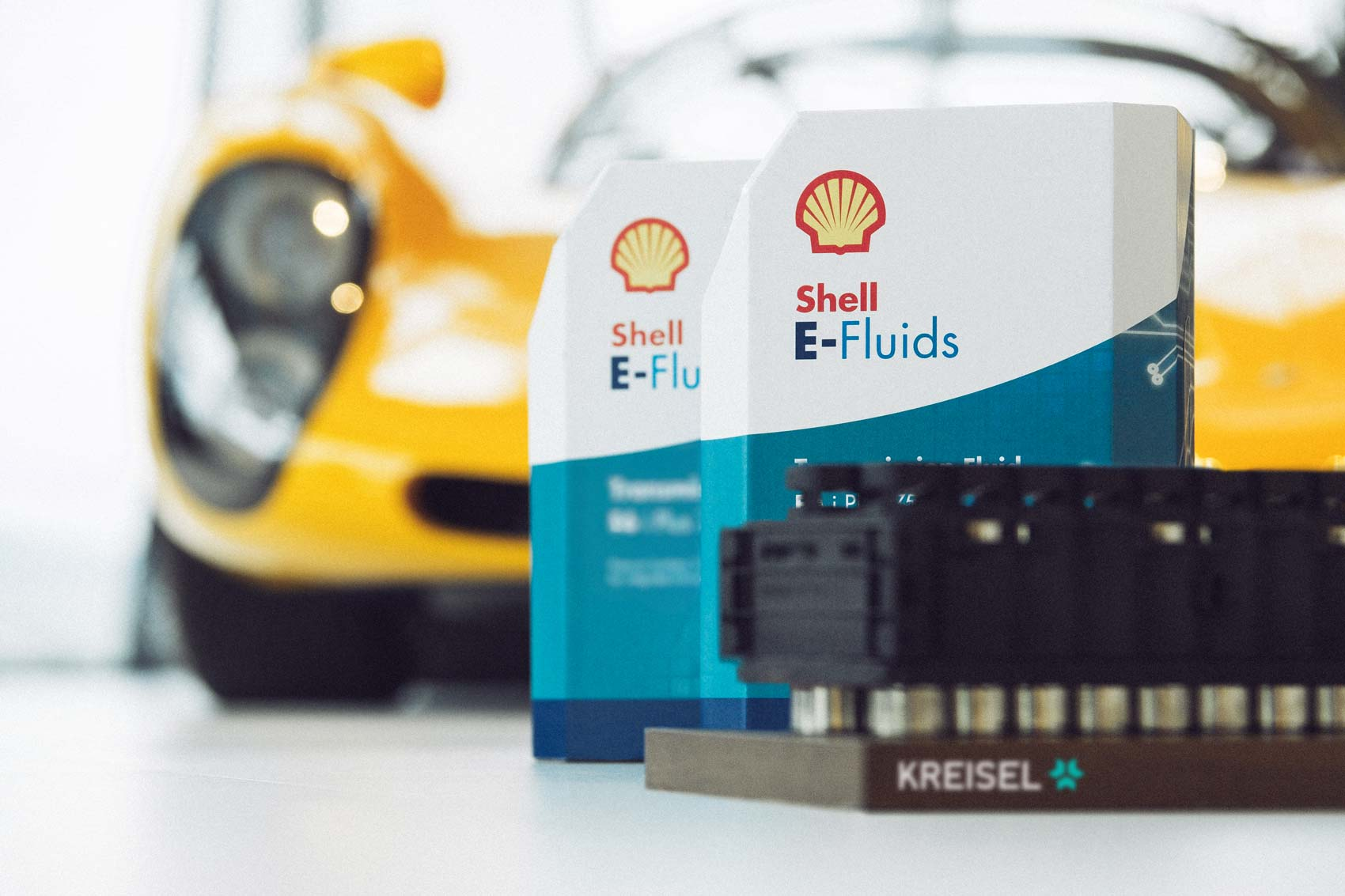 Shell and Kreisel Electric form strategic alliance to offer high-performance electric battery solution